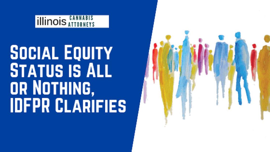 Social Equity Status